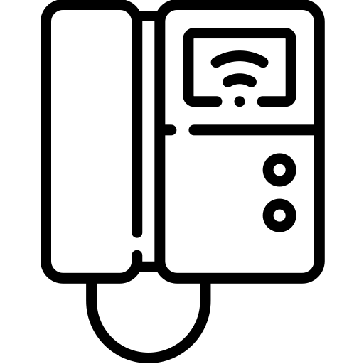 Phone systems icon