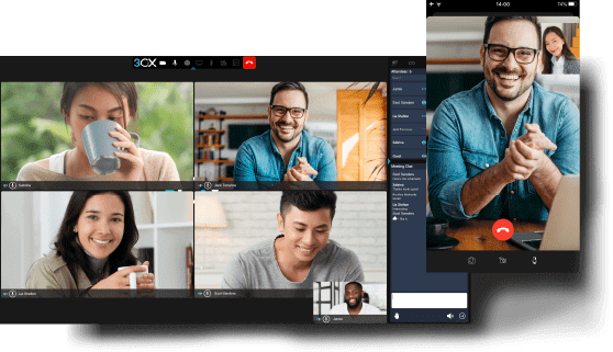 Video conference app