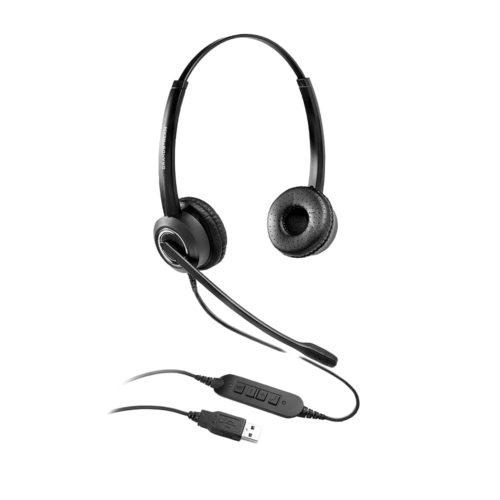 Grandstream Dual Ear USB Headset 6