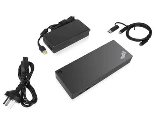 Thinkpad Hybrid USB C with USB A Dock - 5